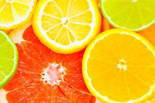 grapefruit en afvallen